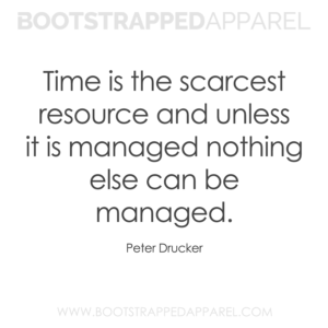 time-is-the-scarcest-resource-peter-drucker