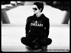 womens-have-a-dream-hoodie-by-bootstrapped-apparel